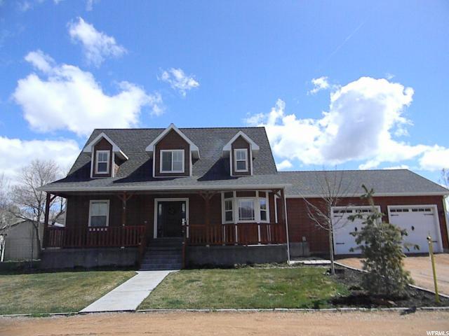 Single Family for Sale at 189 S 100 E Moroni, Utah 84646 United States