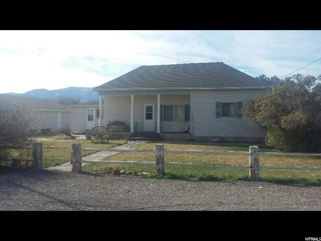 Single Family for Sale at 20 E 100 S Elsinore, Utah 84724 United States