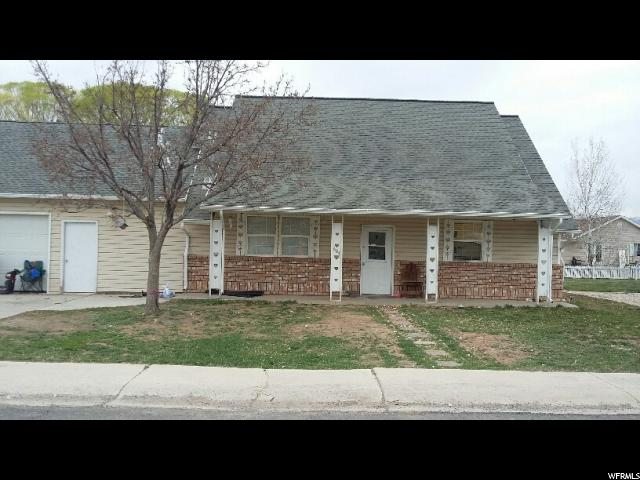 Single Family for Sale at 604 S DESERT WILLOW Circle Salina, Utah 84654 United States