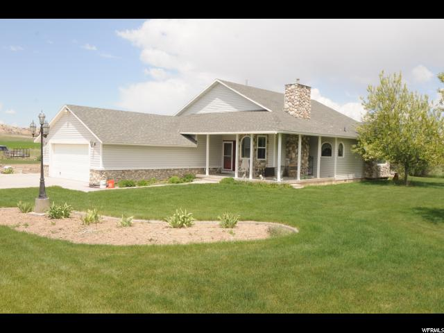 Single Family for Sale at 11110 S 4345 W Mayfield, Utah 84643 United States