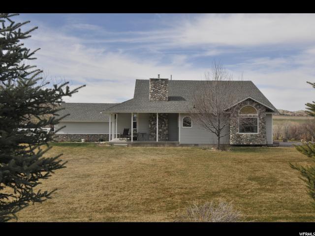 单亲家庭 为 销售 在 11110 S 4345 W Mayfield, 犹他州 84643 美国