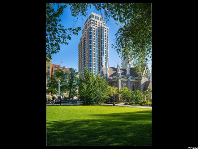 99 W SOUTH TEMPLE ST Unit 1401 Salt Lake City, UT 84101 - MLS #: 1438301