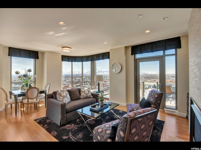 Additional photo for property listing at 99 W SOUTH TEMPLE Street 99 W SOUTH TEMPLE Street Unit: 2304 Salt Lake City, Utah 84101 United States