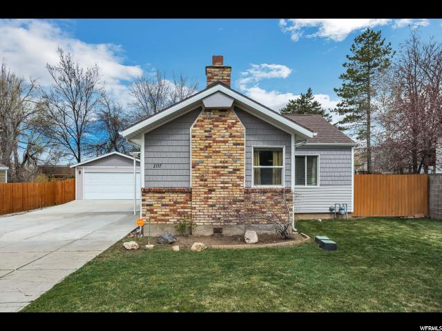 Home for sale at 2157 E 3380 South, Salt Lake City, UT 84109. Listed at 375000 with 3 bedrooms, 3 bathrooms and 2,159 total square feet
