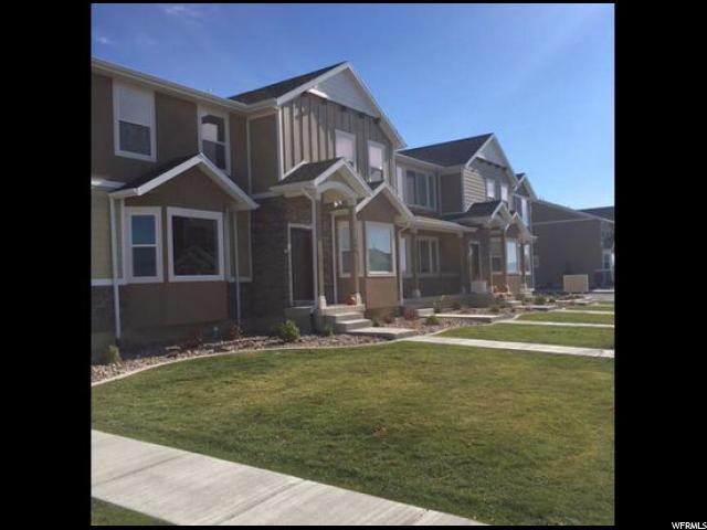 Townhouse for Sale at 1658 E TALON WAY 1658 E TALON WAY Unit: 64 Eagle Mountain, Utah 84005 United States