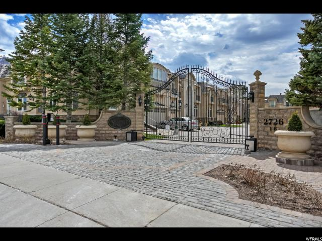 Home for sale at 2726 E Wasatch Dr #3, Salt Lake City, UT  84108. Listed at 1470000 with 3 bedrooms, 4 bathrooms and 4,911 total square feet