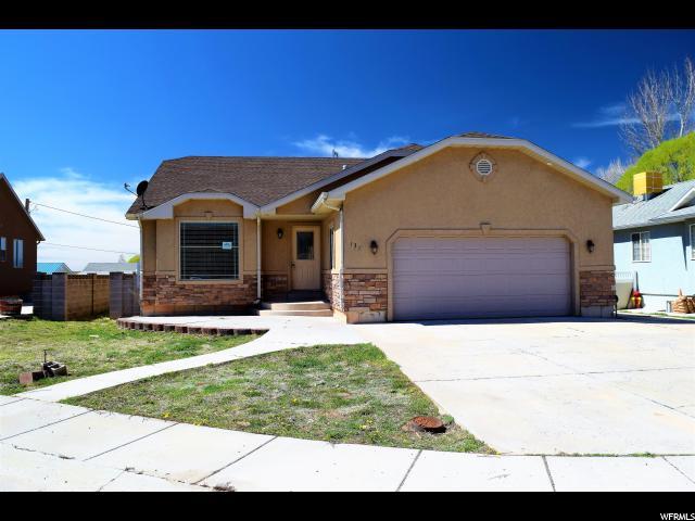 Unique la famille pour l Vente à 137 N 780 W Parowan, Utah 84761 États-Unis
