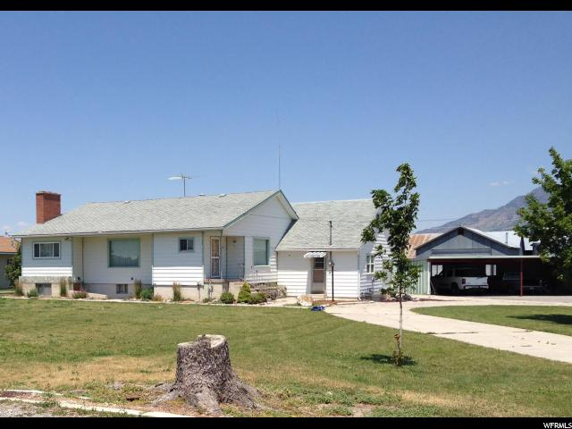 Single Family for Sale at 121 N CENTER Fielding, Utah 84311 United States