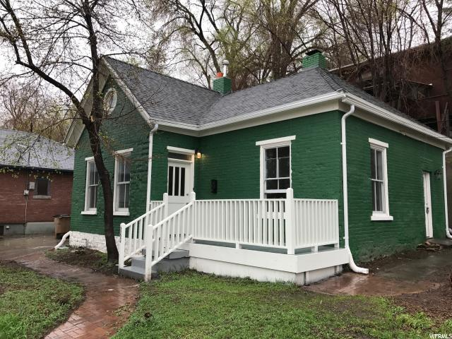 Home for sale at 528 N Wall St, Salt Lake City, UT  84103. Listed at 324900 with 2 bedrooms, 1 bathrooms and 1,299 total square feet