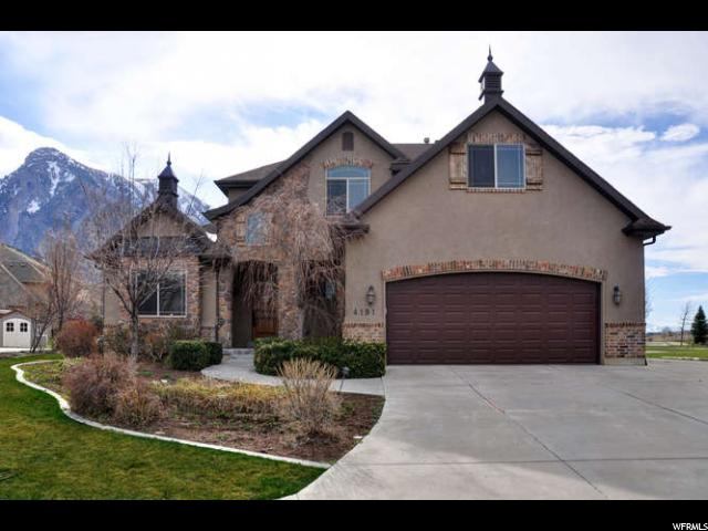 4191 W ELK COVE CIR, Highland UT 84003