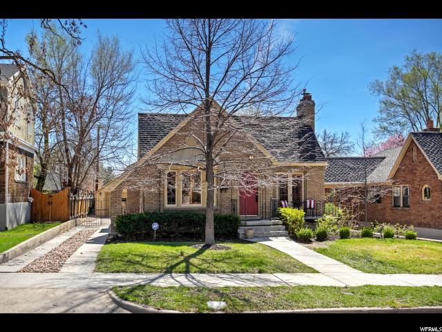 1412 E LAIRD AVE, Salt Lake City UT 84105