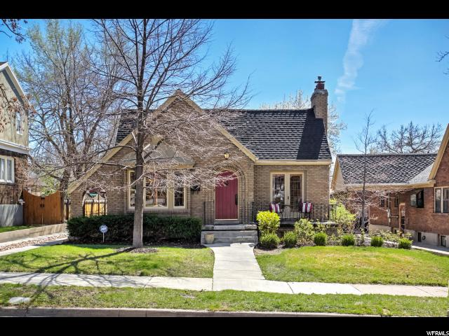 Home for sale at 1412 E Laird Ave, Salt Lake City, UT 84105. Listed at 629000 with 3 bedrooms, 2 bathrooms and 2,496 total square feet