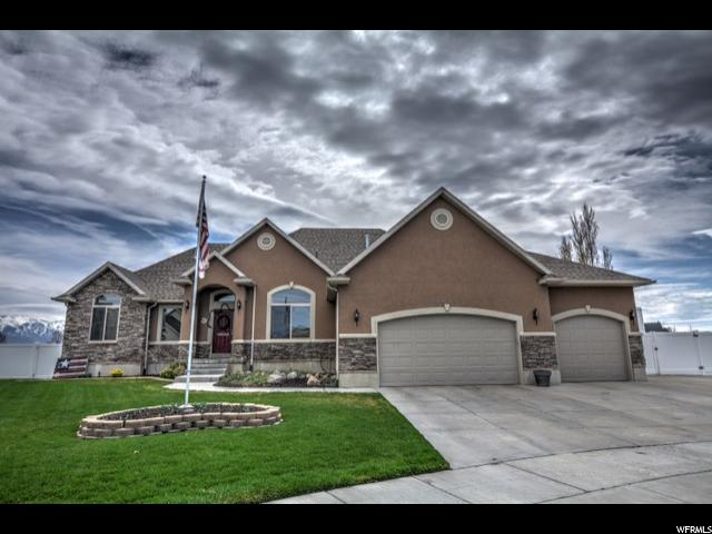 Single Family for Sale at 4633 W 5675 S Hooper, Utah 84315 United States