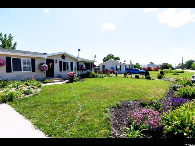 单亲家庭 为 销售 在 1060 E 200 S Lewiston, 犹他州 84320 美国