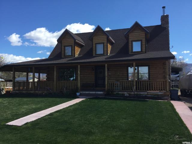 Single Family for Sale at 245 S 100 W Kanosh, Utah 84637 United States