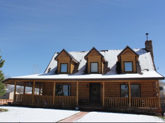Single Family for Sale at 245 S 100 W Kanosh, Utah 84637 United States