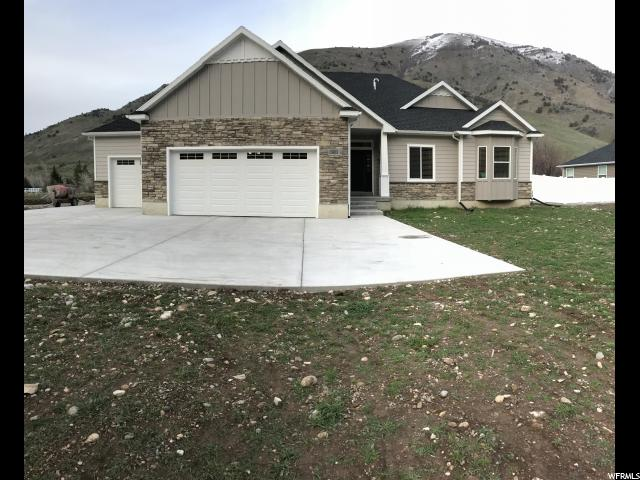 Single Family for Sale at 1801 E HIGHWAY 101 Hyrum, Utah 84319 United States
