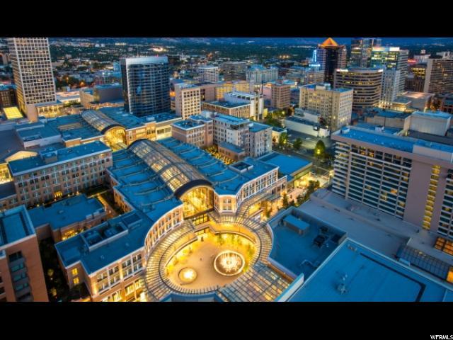 99 W SOUTH TEMPLE Unit 706 Salt Lake City, UT 84101 - MLS #: 1438846
