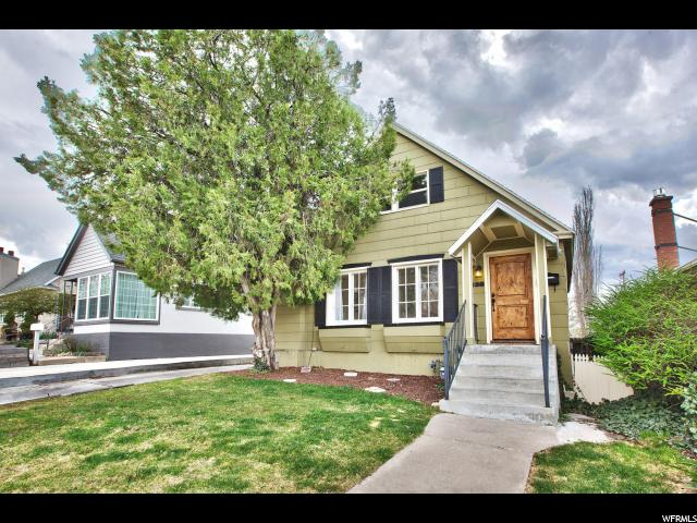 Home for sale at 1328 E Browning Ave, Salt Lake City, UT  84105. Listed at 450000 with 3 bedrooms, 3 bathrooms and 1,773 total square feet
