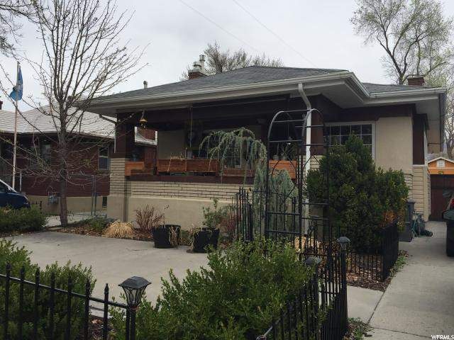 Home for sale at 1581 S 400 East, Salt Lake City, UT 84115. Listed at 230000 with 2 bedrooms, 1 bathrooms and 1,009 total square feet