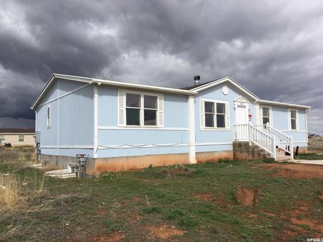 Один семья для того Продажа на 5825 E 150 N Fort Duchesne, Юта 84026 Соединенные Штаты