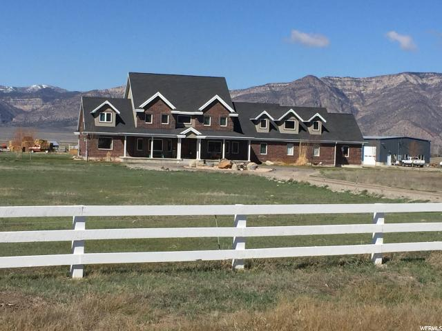 Single Family for Sale at 7715 N 2625 E 7715 N 2625 E Ephraim, Utah 84627 United States
