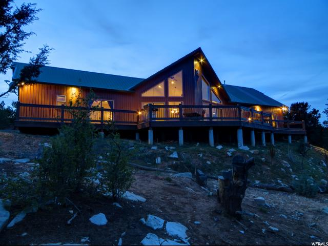 Single Family for Sale at 685 S ZION Ridge Mount Carmel, Utah 84755 United States