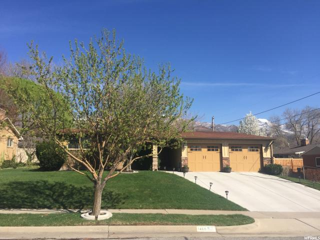 Home for sale at 1469 S El Rey St, Salt Lake City, UT  84108. Listed at 650000 with 5 bedrooms, 3 bathrooms and 3,000 total square feet