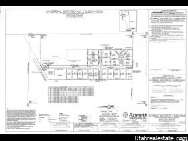 Terreno por un Venta en 2855 N. PLAIN CITY Road Plain City, Utah 84404 Estados Unidos