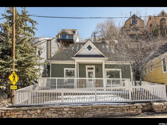 342 MARSAC AVE, Park City UT 84060