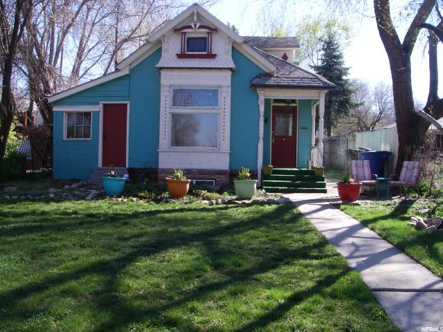 Home for sale at 1227 S 700 East, Salt Lake City, UT 84105. Listed at 349900 with 4 bedrooms, 2 bathrooms and 2,163 total square feet