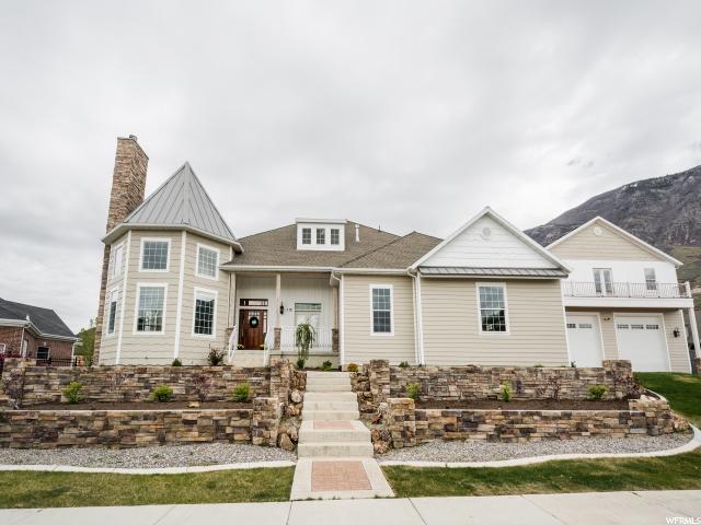 Single Family for Sale at 112 W SIENA Drive Pleasant Grove, Utah 84062 United States