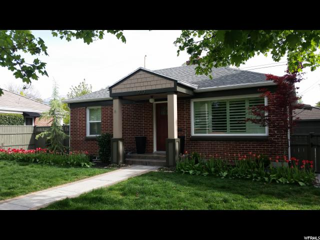 Home for sale at 1920 E Redondo Ave, Salt Lake City, UT  84108. Listed at 429900 with 3 bedrooms, 2 bathrooms and 1,664 total square feet