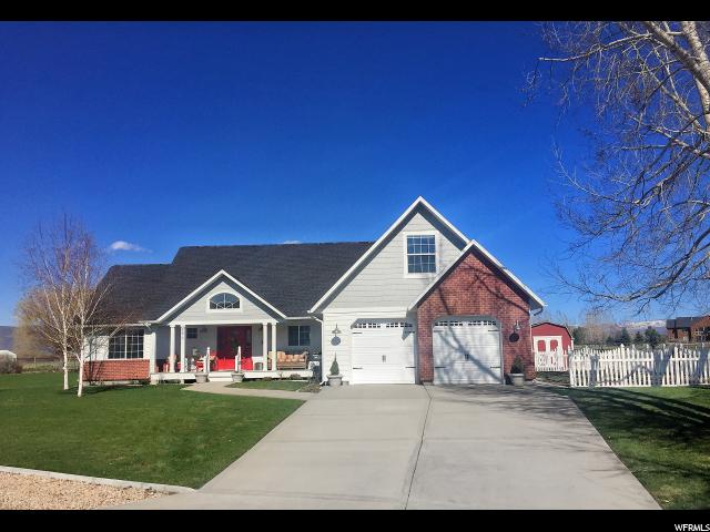 Single Family for Sale at 2273 S 3300 W Charleston, Utah 84032 United States