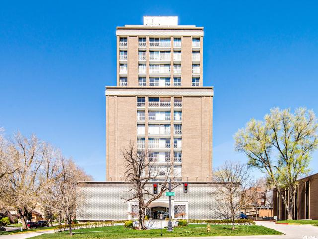 Home for sale at 777 E South Temple #9A, Salt Lake City, UT 84102. Listed at 329500 with 2 bedrooms, 2 bathrooms and 1,164 total square feet