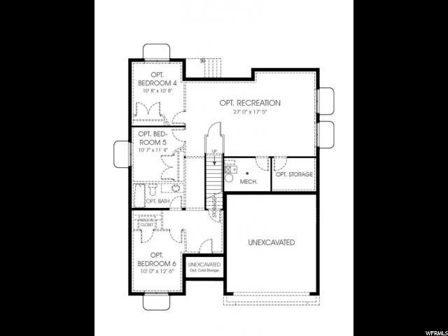 4886 W EIFFEL WAY Unit 46 Riverton, UT 84096 - MLS #: 1439232