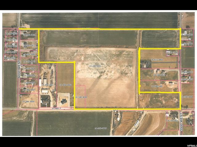 Land for Sale at 2425 N 5000 W Hooper, Utah 84315 United States