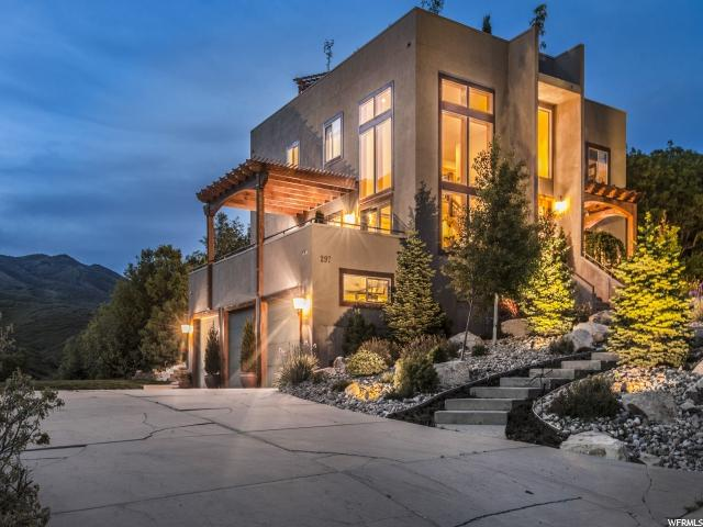 Single Family for Sale at 297 S MARYFIELD Drive Emigration Canyon, Utah 84108 United States