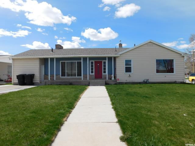 Single Family for Sale at 912 S MAIN Street Garland, Utah 84312 United States
