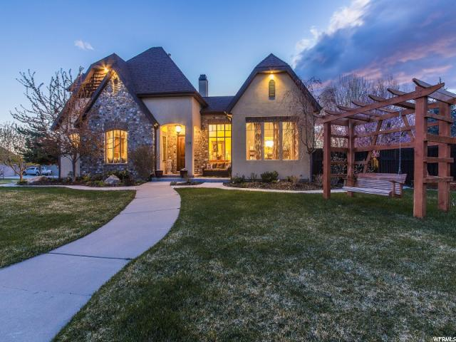 Single Family for Sale at 108 W BORDEAUX Lane Alpine, Utah 84004 United States