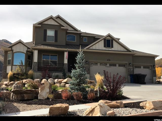 Single Family for Sale at 5815 N ROBINSON Lane Mountain Green, Utah 84050 United States