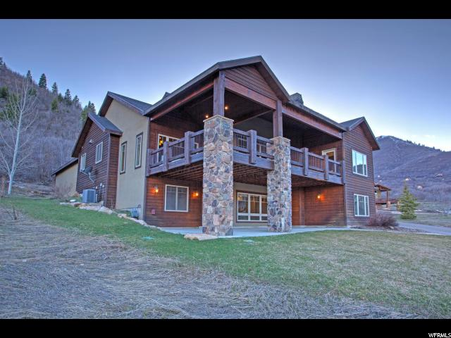 1273 LIME CANYON RD, Midway UT 84049