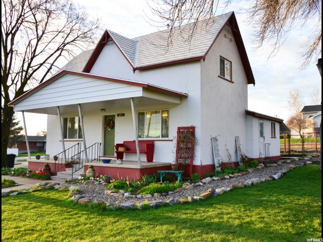 Single Family for Sale at 109 E 300 S Millville, Utah 84326 United States