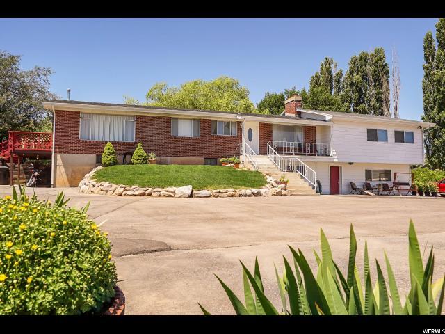 Один семья для того Продажа на 1560 W RITTER Drive Riverdale, Юта 84405 Соединенные Штаты
