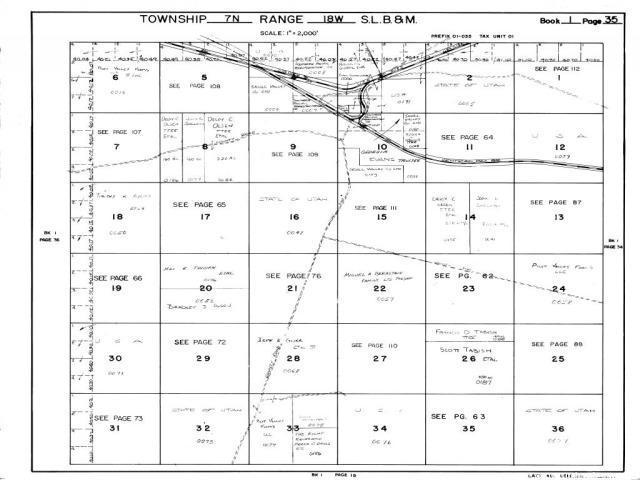 Terreno por un Venta en Address Not Available Grouse Creek, Utah 84313 Estados Unidos