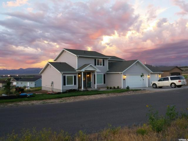 Single Family للـ Sale في 159 E BLUE MEADOW Lane Panguitch, Utah 84759 United States