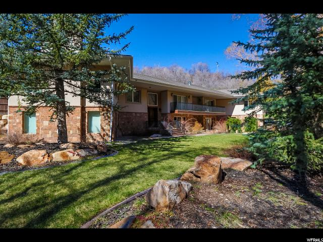 Single Family for Sale at 5655 E EMIGRATION CANYON Road Emigration Canyon, Utah 84108 United States