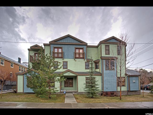 1499 PARK AVE Unit 7, Park City UT 84060