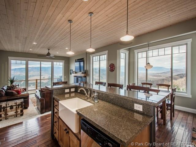 Single Family for Sale at 287 RIDGE TOP Road Wanship, Utah 84017 United States