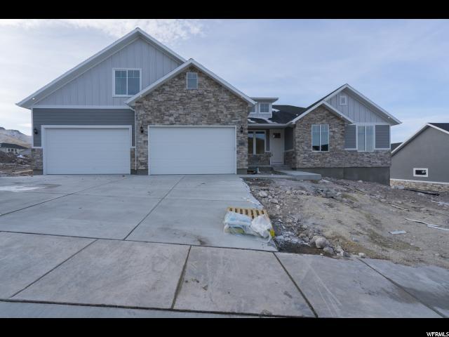 Single Family for Sale at 14662 S SKY BIRD RIDGE Road 14662 S SKY BIRD RIDGE Road Herriman, Utah 84096 United States
